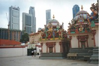 Temple in Singapore